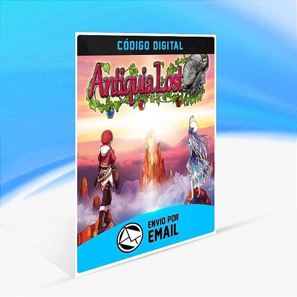 Antiquia Lost - Xbox One Código 25 Dígitos