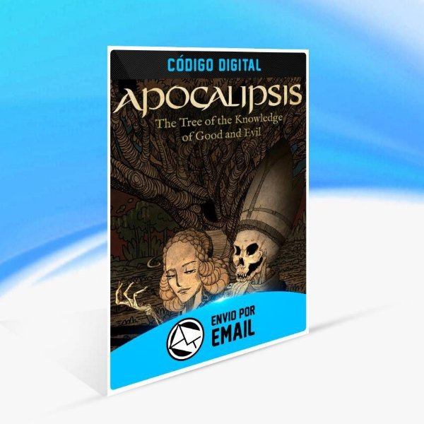 Apocalipsis: The Tree of the Knowledge of Good and Evil - Xbox One Código 25 Dígitos