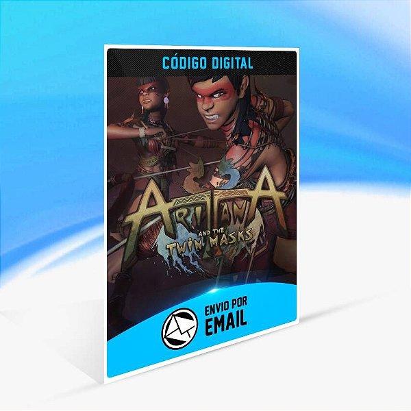 Aritana and the Twin Masks - Xbox One Código 25 Dígitos
