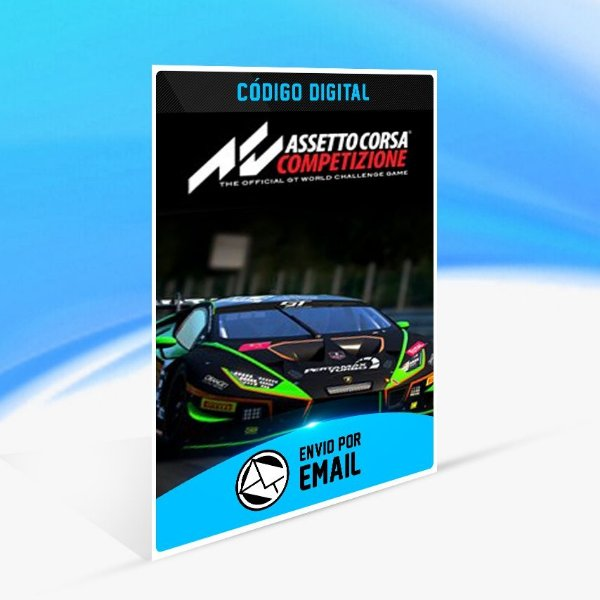 Assetto Corsa Competizione - Xbox One Código 25 Dígitos