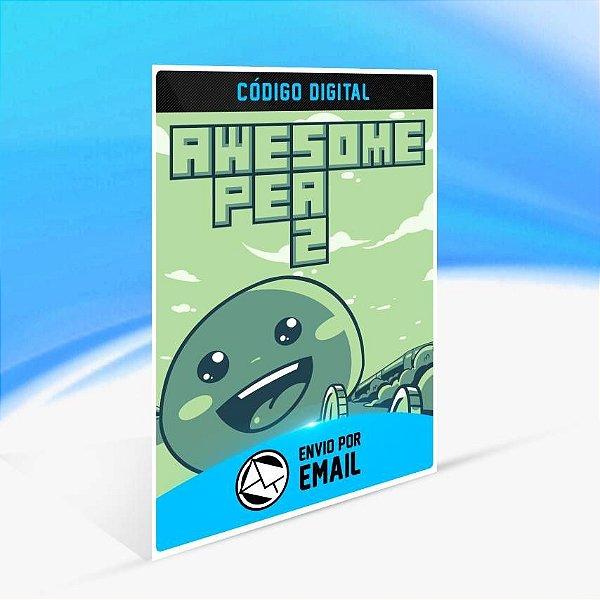 Awesome Pea 2 - Xbox One Código 25 Dígitos