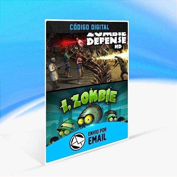 Awesome Zombie Games Bundle - Xbox One Código 25 Dígitos