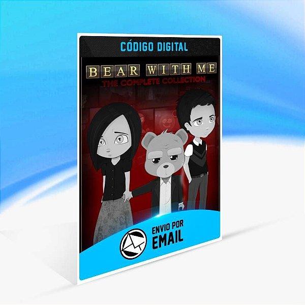 Bear With Me: The Complete Collection - Xbox One Código 25 Dígitos