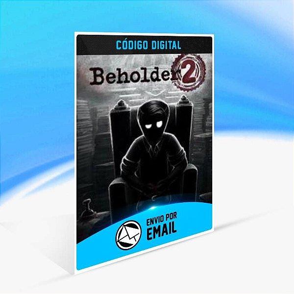 Beholder 2 - Xbox One Código 25 Dígitos