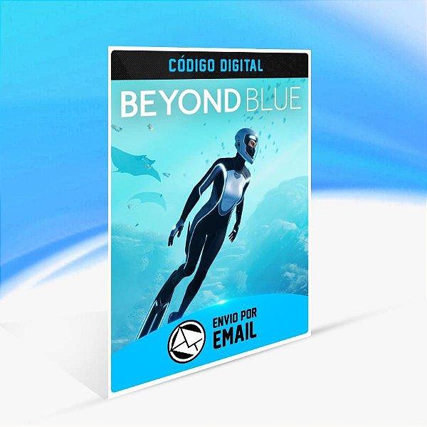 Beyond Blue - Xbox One Código 25 Dígitos