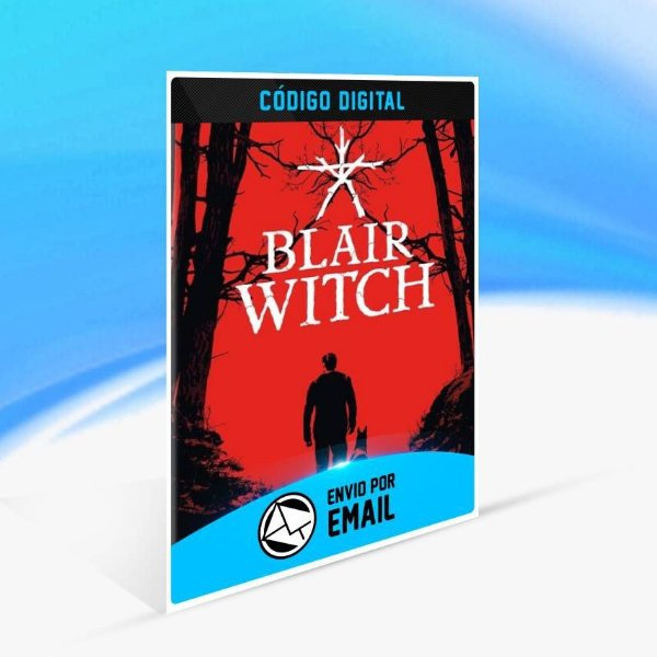 Blair Witch - Xbox One Código 25 Dígitos