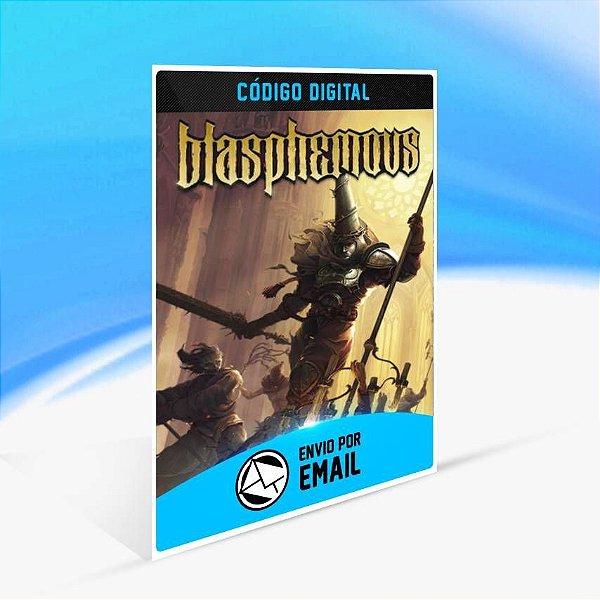 Blasphemous - Xbox One Código 25 Dígitos