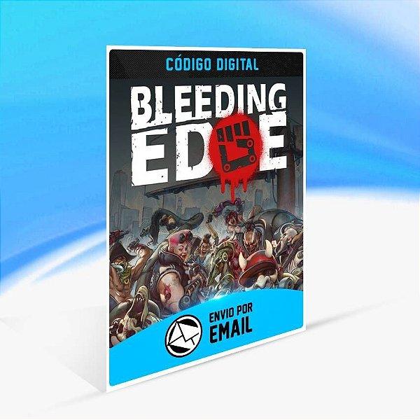 Bleeding Edge - Xbox One Código 25 Dígitos