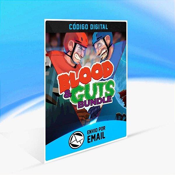 Blood and Guts - Xbox One Código 25 Dígitos