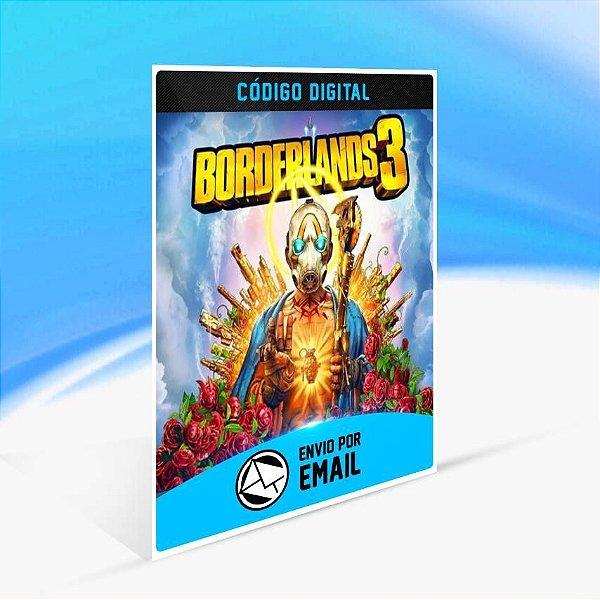 Borderlands 3 - Xbox One Código 25 Dígitos