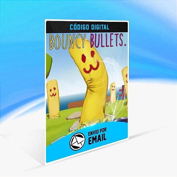Bouncy Bullets - Xbox One Código 25 Dígitos