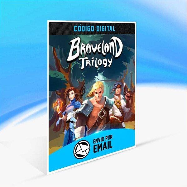 Braveland Trilogy - Xbox One Código 25 Dígitos
