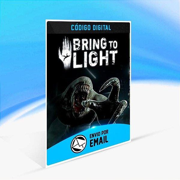 Bring To Light - Xbox One Código 25 Dígitos