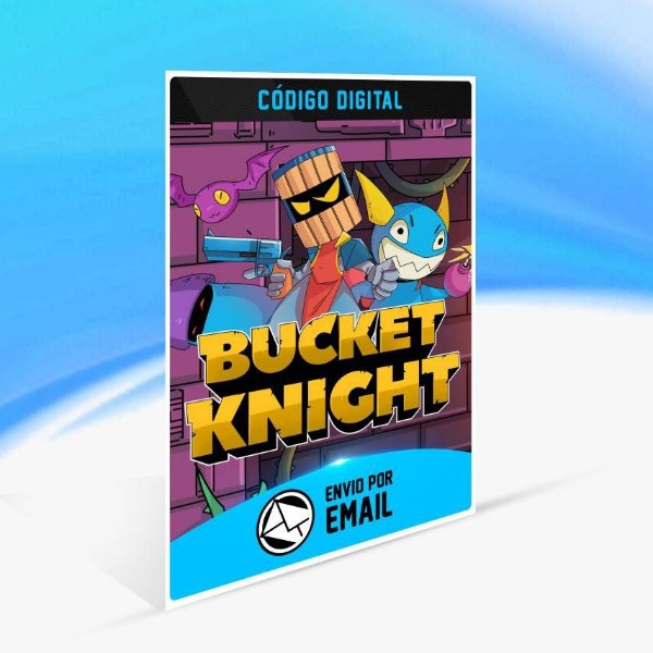 Bucket Knight - Xbox One Código 25 Dígitos