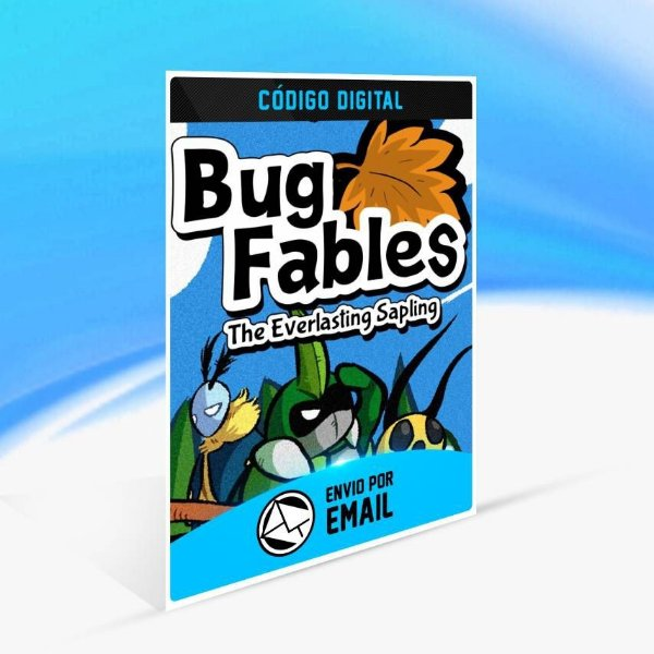 Bug Fables: The Everlasting Sapling - Xbox One Código 25 Dígitos