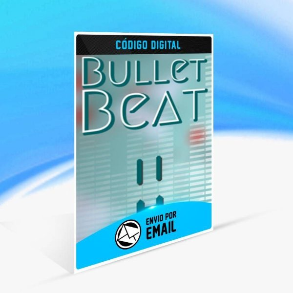 Bullet Beat - Xbox One Código 25 Dígitos