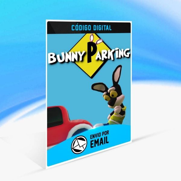 Bunny Parking - Xbox One Código 25 Dígitos