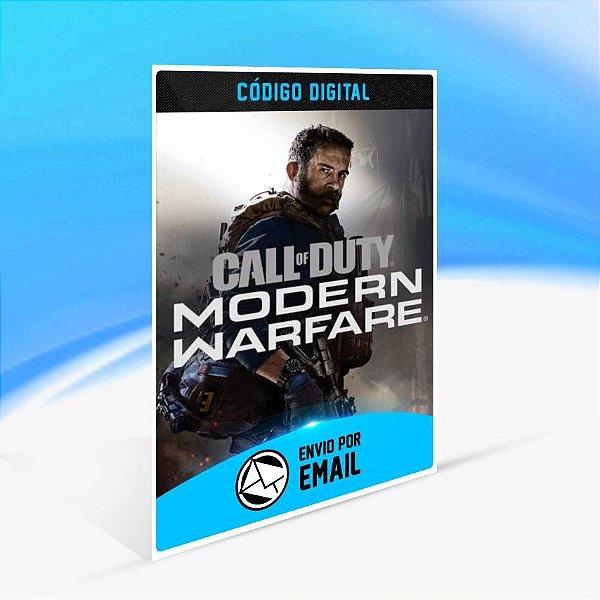 Call of Duty: Modern Warfare - Edição Digital Padrão - Xbox One Código 25 Dígitos