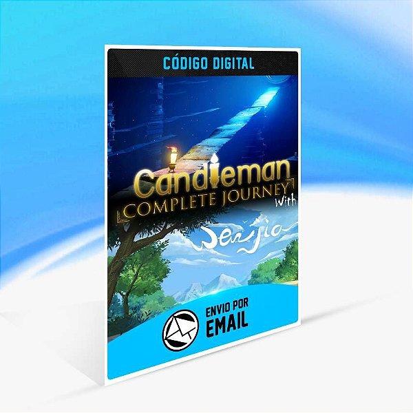 Candleman Complete Journey Bundle with Wenjia - Xbox One Código 25 Dígitos