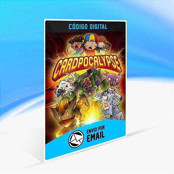 Cardpocalypse - Xbox One Código 25 Dígitos
