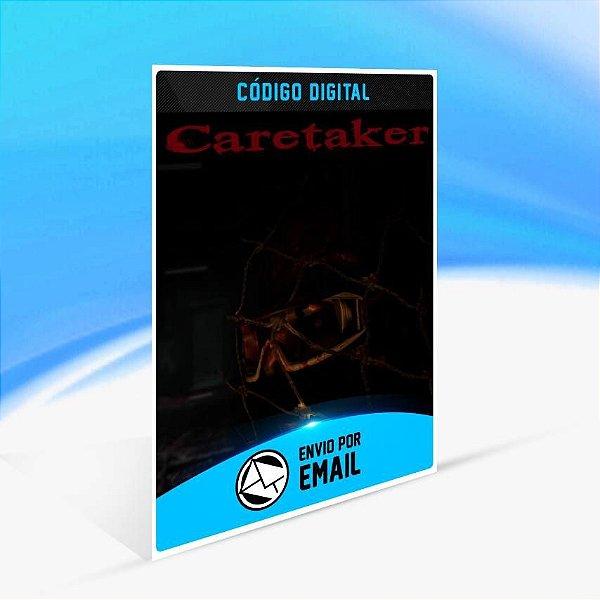 Caretaker Game - Xbox One Código 25 Dígitos