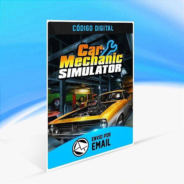 Car Mechanic Simulator - Xbox One Código 25 Dígitos