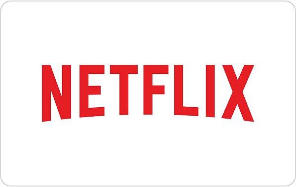 Cartão Vale Presente Netflix R$35 REAIS - BRASIL