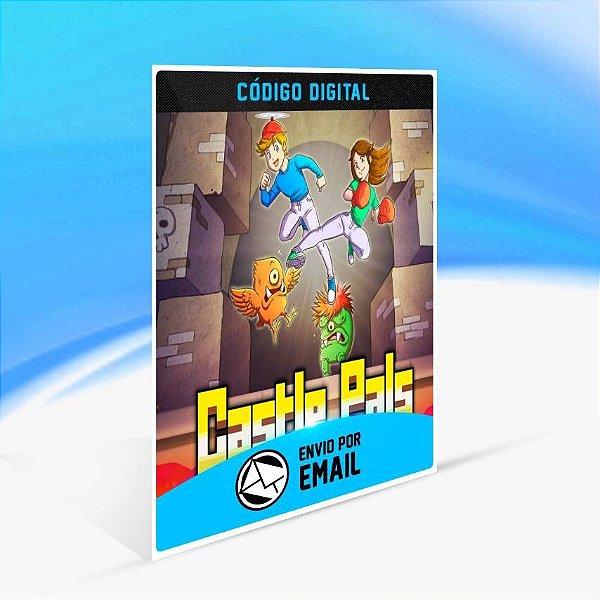 Castle Pals - Xbox One Código 25 Dígitos