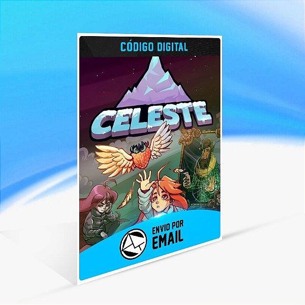 Celeste - Nintendo Switch Código 16 Dígitos