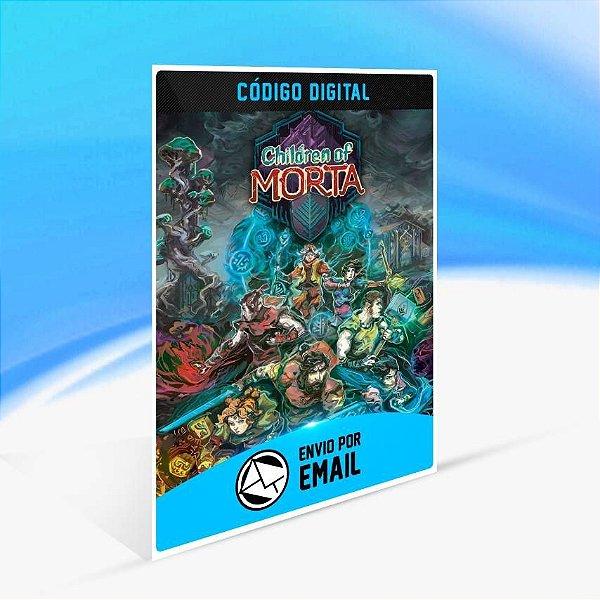 Children of Morta - Xbox One Código 25 Dígitos