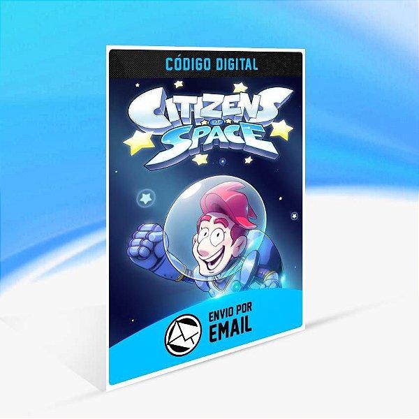 Citizens of Space - Xbox One Código 25 Dígitos