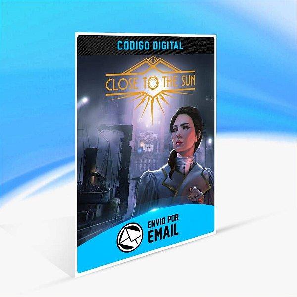 Close to the Sun - Xbox One Código 25 Dígitos