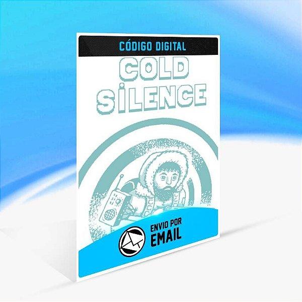 Cold Silence - Xbox One Código 25 Dígitos
