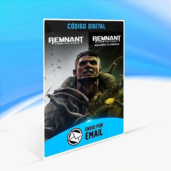 Coleção Remnant: From the Ashes – Pântano de Corsus - Xbox One Código 25 Dígitos