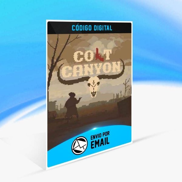 Colt Canyon - Xbox One Código 25 Dígitos