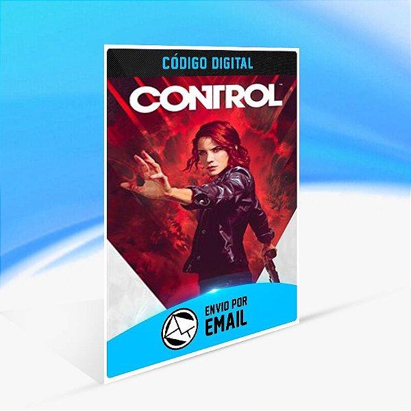 Control - Xbox One Código 25 Dígitos