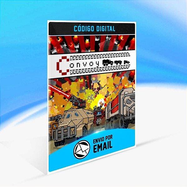 Convoy: A Tactical Roguelike - Xbox One Código 25 Dígitos
