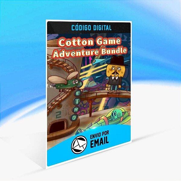 Cotton Games Adventure Bundle - Xbox One Código 25 Dígitos
