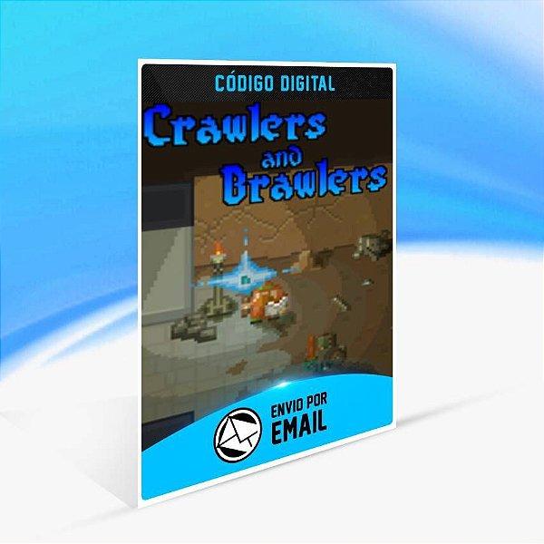 Crawlers And Brawlers - Xbox One Código 25 Dígitos