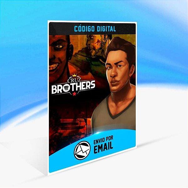 Cruz Brothers - Xbox One Código 25 Dígitos