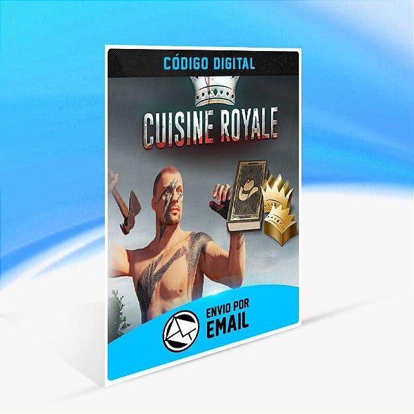 Cuisine Royale - Advanced Bundle - Xbox One Código 25 Dígitos