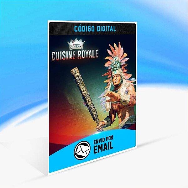 Cuisine Royale - Age of Nagual Bundle - Xbox One Código 25 Dígitos