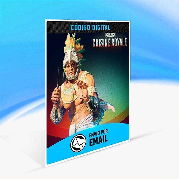 Cuisine Royale - Eagle Knight Bundle - Xbox One Código 25 Dígitos