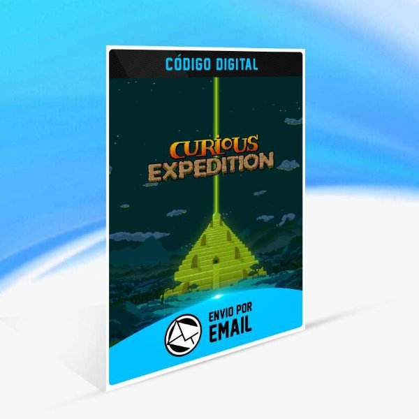Curious Expedition - Xbox One Código 25 Dígitos