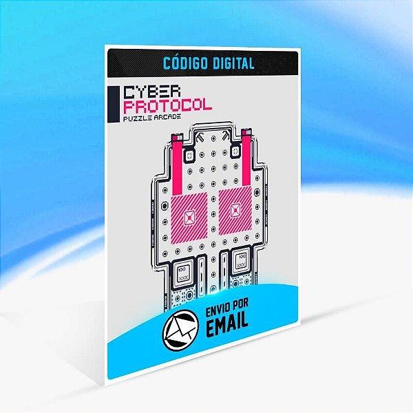 Cyber Protocol - Xbox One Código 25 Dígitos