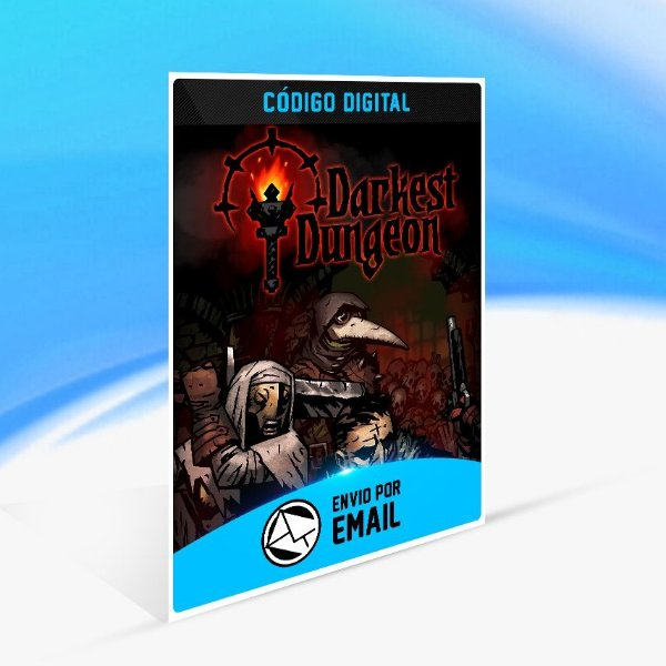 Darkest Dungeon Switch (EU) -  Nintendo Switch Código 16 Dígitos