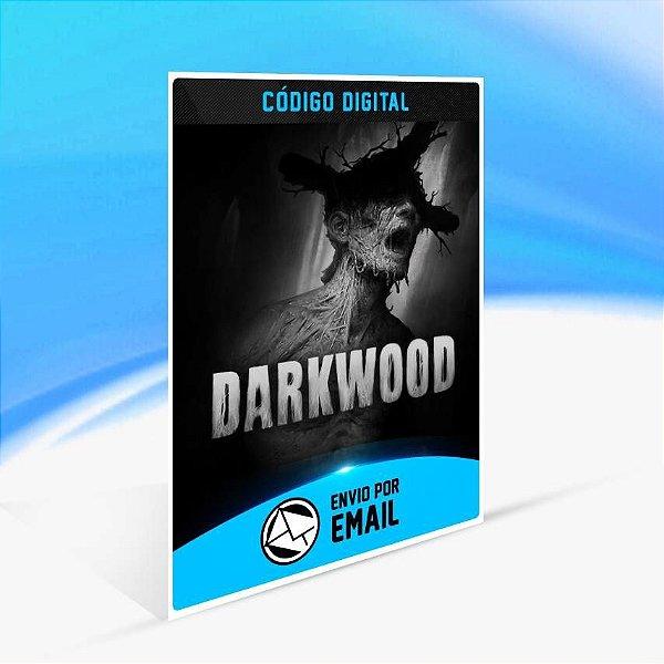 Darkwood - Xbox One Código 25 Dígitos