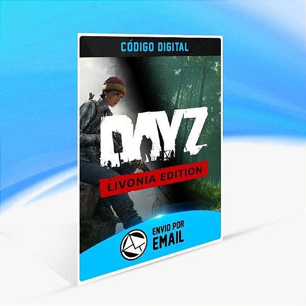 DayZ Livonia Edition - Xbox One Código 25 Dígitos