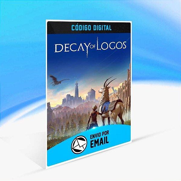 Decay of Logos - Xbox One Código 25 Dígitos