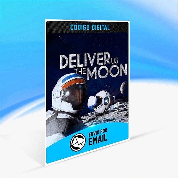 Deliver Us The Moon - Xbox One Código 25 Dígitos